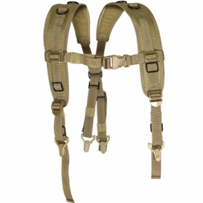 Viper Locking Harness - Coyote