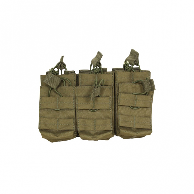 Viper Tactical Viper Triple Duo Mag Pouch - Green