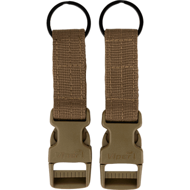 Viper Tactical VX Buckle Up Clip Set - Dark Coyote