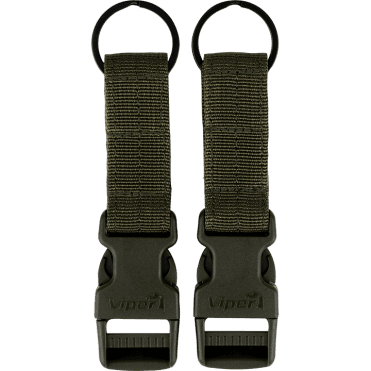 Viper Tactical VX Buckle Up Clip Set - Green