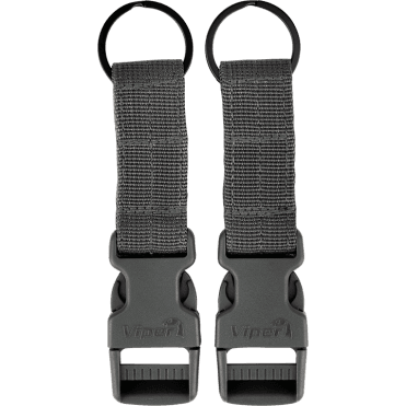 Viper Tactical VX Buckle Up Clip Set - Titanium