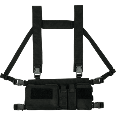 Viper Tactical VX Buckle Up Ready Chest Rig - Black