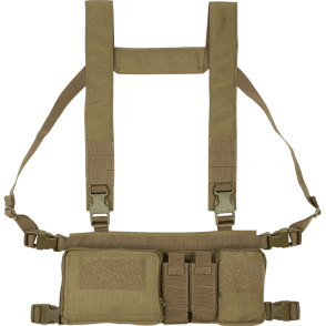 Viper Tactical VX Buckle Up Ready Chest Rig - Dark Coyote