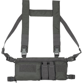 Viper Tactical VX Buckle Up Ready Chest Rig - Titanium