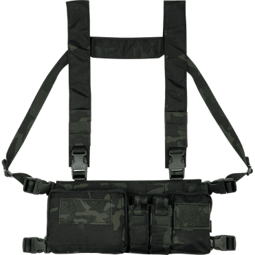 Viper Tactical VX Buckle Up Ready Chest Rig - VCAM Black