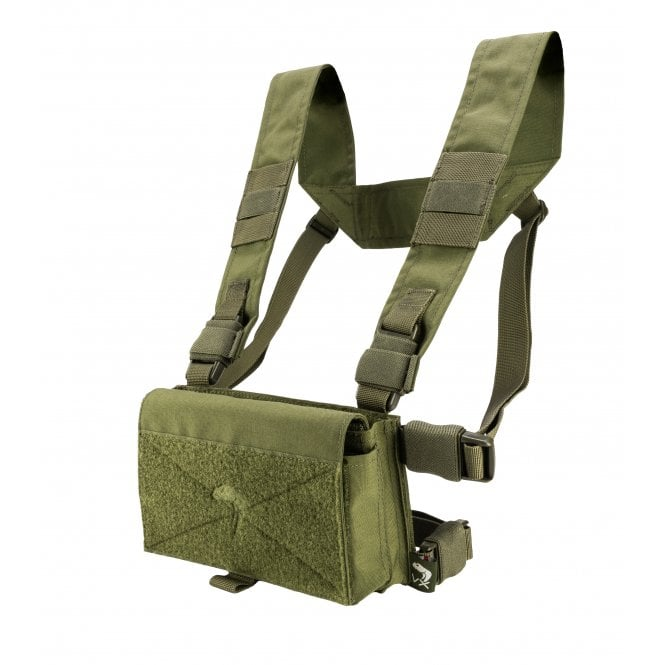Viper Tactical VX Buckle Up Utility Chest Rig - Green