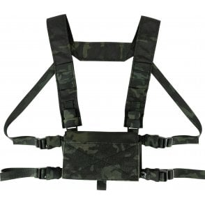 Viper Tactical VX Buckle Up Utility Chest Rig - VCAM Black