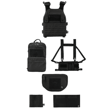 Viper Tactical VX Operator Vest Package DMR Set - Black