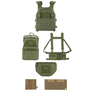 Viper Tactical VX Operator Vest Package DMR Set - Green