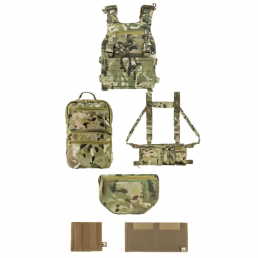 Viper Tactical VX Operator Vest Package DMR Set - Vcam