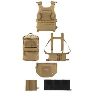 Viper Tactical VX Operator Vest Package Rifle Set - Coyote