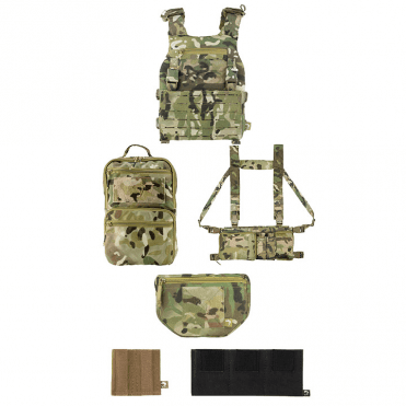 Viper Tactical VX Operator Vest Package Rifle Set - Vcam