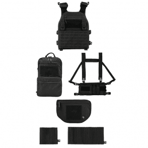 Viper Tactical VX Operator Vest Package SMG Set - Black