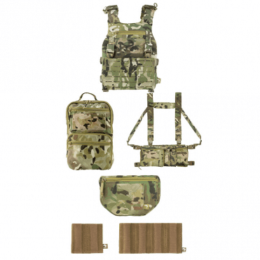Viper Tactical VX Operator Vest Package SMG Set - Vcam