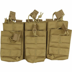 Viper Triple Duo Mag Pouch - Coyote