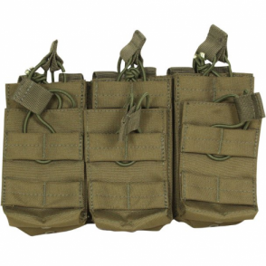 Viper Triple Duo Mag Pouch - Green