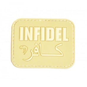 Viper 'Infidel' Morale Patch - MC