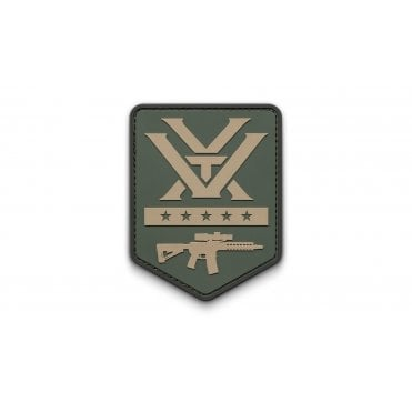 Vortex Optics 'Badge' Velcro Patch