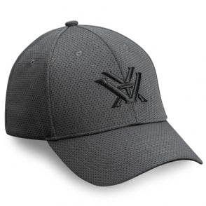 Vortex Optics Grey Fitted Cap