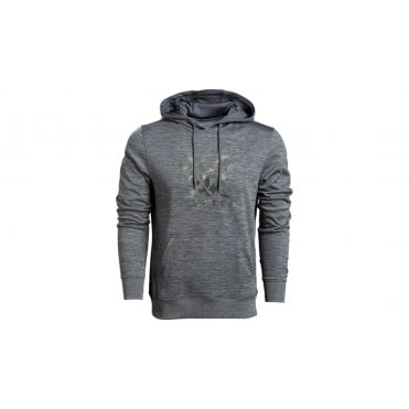 Vortex Optics Men's Performace Hoodie - Grey Heather