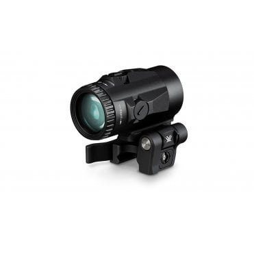 Vortex Optics Micro 3X Magnifier with Quick Release Flip-to-Side Mount