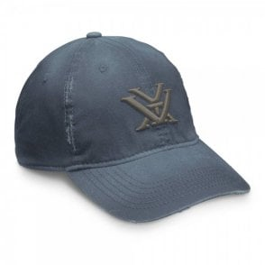 Vortex Optics Navy Distressed Cap
