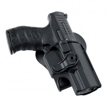 Walther Belt Paddle Holster for all PPQ M2 Models (Airsoft/