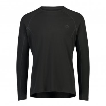 Warfighter Athletic Commando Long Sleeve T-Shirt - Black - PRE ORDER