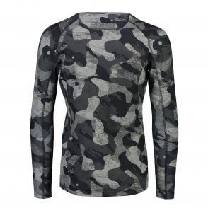 Warfighter Athletic Commando Long Sleeve T-Shirt - Ghost