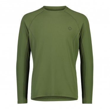 Warfighter Athletic Commando Long Sleeve Tee - Green - PRE ORDER