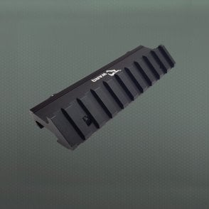 WARQ 45 Degree Picatinny Rail for Helmet System