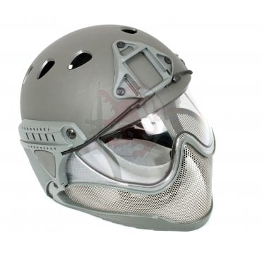 WARQ Advanced Full Face/Head Helmet Protection System
