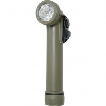 LED Angle Flashlight